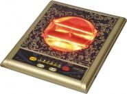 直销批发定制定做多功能电磁炉 可印制Logo 黑晶面板 火力可调节