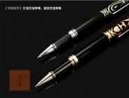 德国Duke 金皇冠 红/蓝宝石/宝珠笔/品牌签字笔 可印logo
