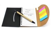 【专注企业定制】封面牛皮纸及内页可印刷LOGO线圈笔记本定制 o