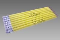 文具用品低价 花杆儿童铅笔 HB 儿童写字铅笔 酒店广告铅笔