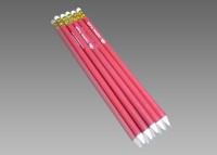 原木质彩色铅笔定做 创意绘图木质铅笔 环保儿童文具木质铅笔