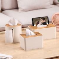 抽纸盒家用客厅北欧ins纸巾盒创意圆形卷纸筒多功能收纳餐巾纸盒